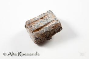 Antikes Gewicht aus Judaea mit Markierung