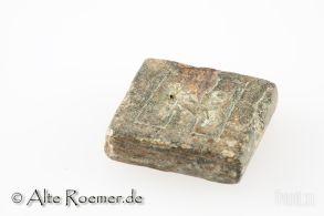 Antikes Gewicht der Einheit 1 Numisma
