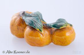 Chinesische Porzellanfrucht aus der Qing-Dynastie