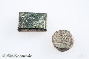 Zwei antike Gewichte aus dem heilgen Land