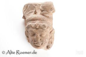 Buddhakopf im Gandhara-Stil - ex Bonhams