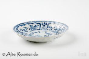 Porzellanteller der Qing-Dynastie, Wrackfund
