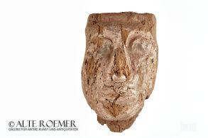 Sarcophagus mask, artifact of Ancient Egypt