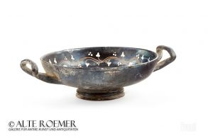 Perfectly preserved Gnathia ware kylix