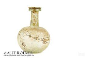 Buy Roman globular glass bottle