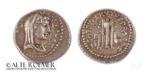 Marcus Iunius Brutus Denarius