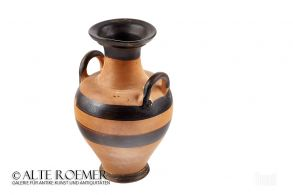 Published etruscan hydria or amphora
