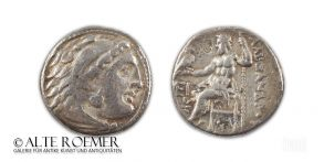 Alexander the Great drachm