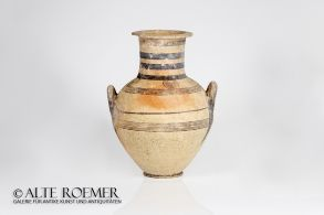 Large published Cypriot amphora