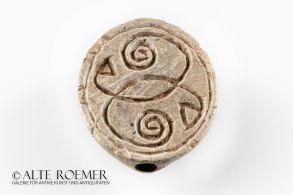 Egyptian button seal