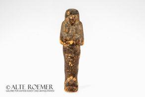 Buy Wooden Egyptian ushabti