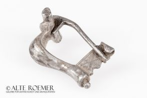 Buy Roman silver knee brooch