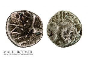 Celtic coin - Iceni tribe