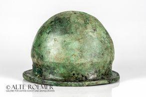 Etruskischer Helm vom Vetulonia-Typ