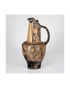 Large Etruscan oinochoe: Found in Cerveteri