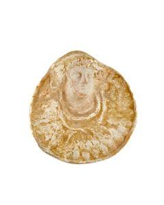 Hellenistisches Relief mit Medusenkopf