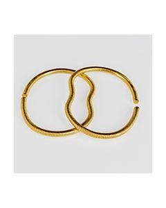 Persische / Achämenidische Armreife aus Gold