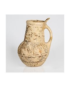 Large published cypriot jug, ex Christie's