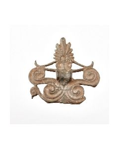 Römischer Bronze Portraitkopf