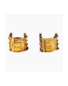 Etruskische Ohrringe in Körbchenform kaufen