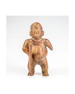 Buy Colima clay sculpture
