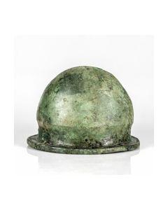 Etruscan Vetulonia type helmet