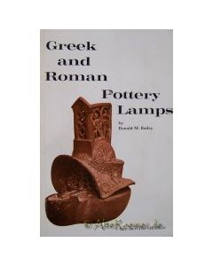 Greek and Roman Pottery Lamps